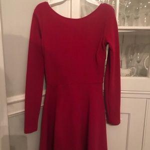 Plink long sleeve dress